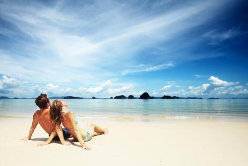 Zon, zee & strand, maar eerst vertraging!
